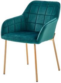 Стул для столовой Halmar K306 Dark Green
