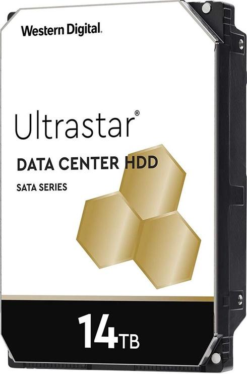 """Western Digital Ultrastar DC HC530 14TB 7200RPM SAS3 3.5"""" 0F31052"""