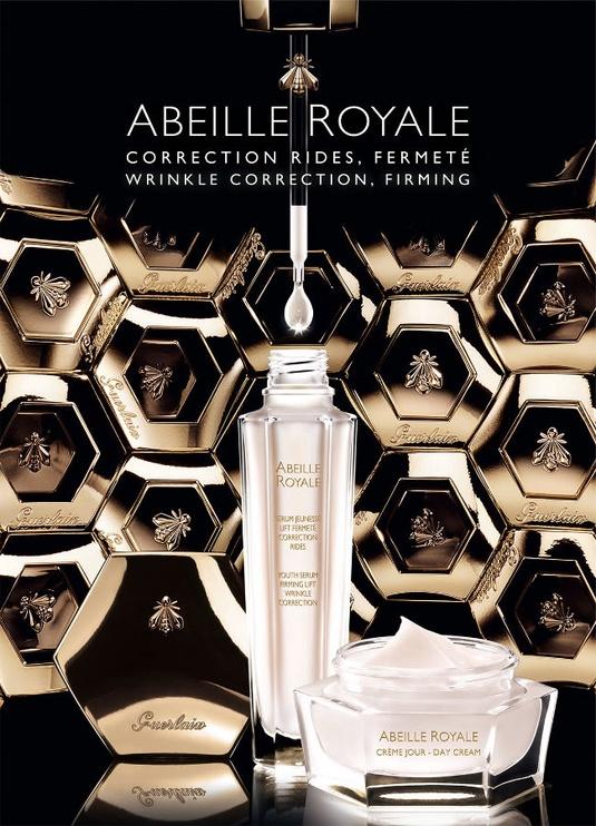 Veido kaukė Guerlain Abeille Royale Repairing Honey Gel Mask, 50 ml