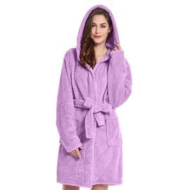 Халат DecoKing Sleepyhead, фиолетовый, L