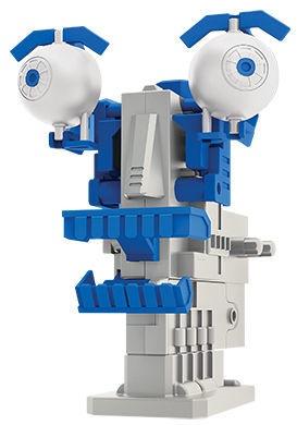4M KidzRobotix Motorised Robot Head 3412