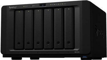 Synology DiskStation DS1618+ 18TB WD Red