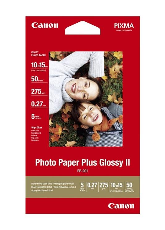 Canon PP-201 Plus II 10x15 Glossy 20