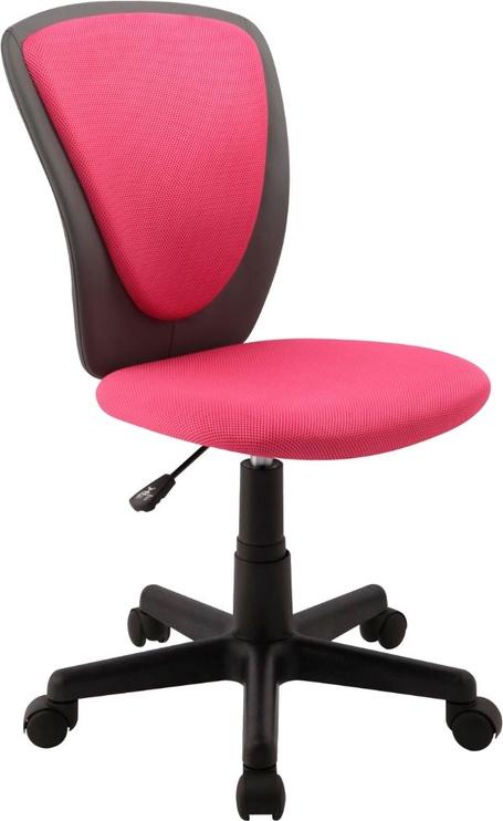 Bērnu krēsls Home4you Bianca 27793 Pink/Dark grey