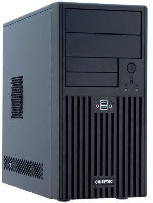 Chieftec Uni Series mATX Case With PSU 500W Black BD-02B-U3-500S8