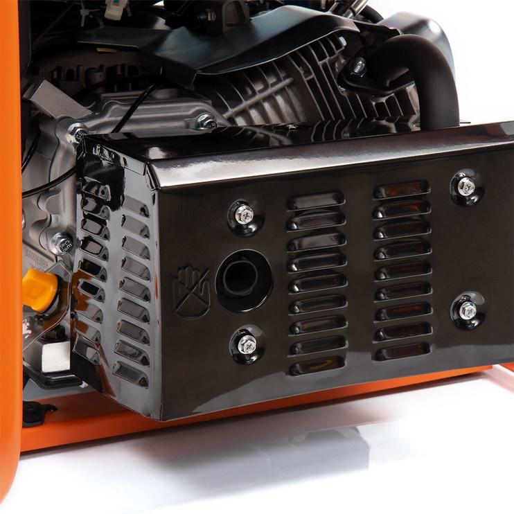Генератор Daewoo GDA 4600i Inverter, 3200 Вт
