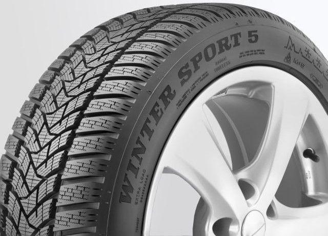 Automobilio padanga Dunlop SP Winter Sport 5 225 45 R17 91H MFS
