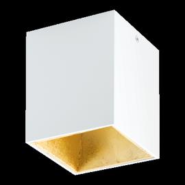 Lubiniai šviestuvai Eglo Polasso 94498, 1x3.3W, LED integruota