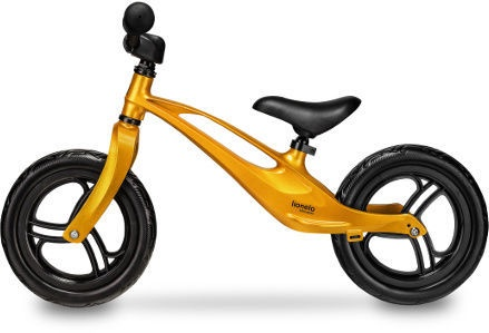 Lionelo Bart Balance Bike Gold