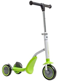 InnovaGoods Scooter Junior 2in1 Green/White