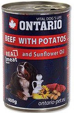 Ontario Beef With Potatoes 400g