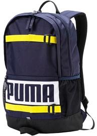 Puma Deck Backpack 074706 17 Purple