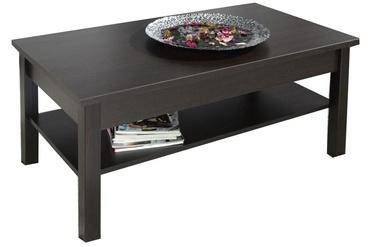 Kafijas galdiņš Cama Meble Wenge, 1100x470x600 mm