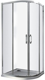 Душевая кабина Vento Tivoli, без поддона, 800x800x1850 мм