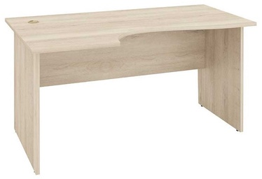 DaVita Alfa 64.22 Desk Left Koburg Oak