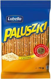 Lazdelės su sezamu Lubella 70 g