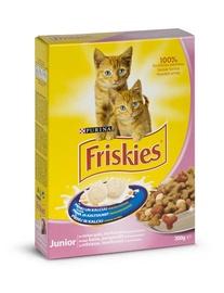 Kaķu barība Friskies Junior, 300 g
