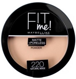 Maybelline Fit Me! Matte + Poreless Powder 14g 220