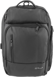 Tellur Business XL Notebook Backpack 17.3'' Black