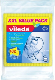 Vileda Sponge For Cloth 10Pcs