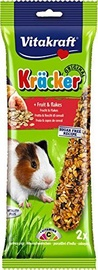 Vitakraft Kracker Guinea Pig Fruit 2pcs