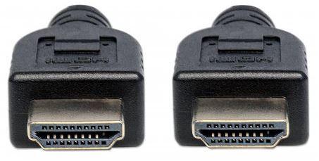 Manhattan Cable HDMI to HDMI Black 2m