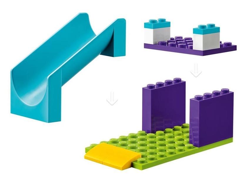 Konstruktorius LEGO® Friends 41396 Šuniukų žaidimų aikštelė