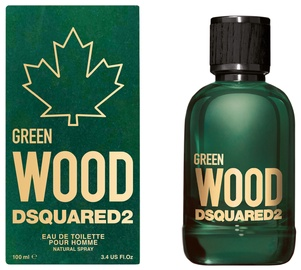 Tualetinis vanduo Dsquared2 Green Wood 100ml EDT
