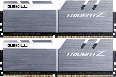 G.SKILL Trident Z Silver/White Series 16GB 3200MHz CL14 DDR4 KIT OF 2 F4-3200C14D-16GTZSW