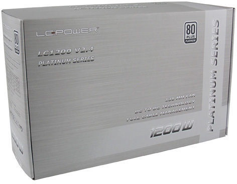 LC-Power PSU Platinum LC1200 1200W