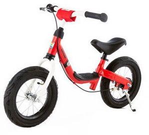 Vaikiškas dviratis Kettler Run Air 12.5'' Boy Red