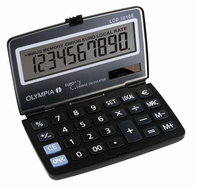 Olympia LCD-1010E