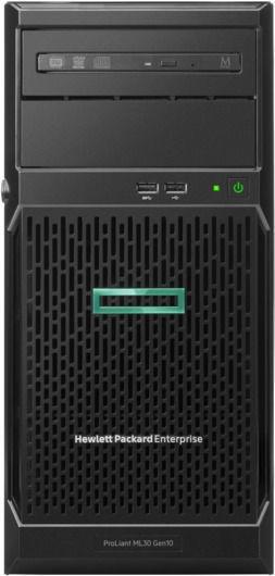 Сервер HP Enterprise ProLiant ML30 Gen10, Intel Xeon, 16 GB