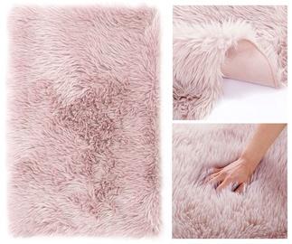 AmeliaHome Dokka RUG/AH Carpet Nonslip Pink 75x120cm