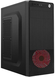 Gembird ATX Case Fornax 150 Red LED