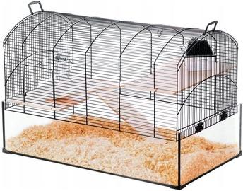 Zolux Neo Panas XL Gerbils Cage Black