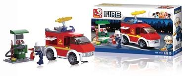 Konstruktor Sluban Fire, Tuletõrjujate auto