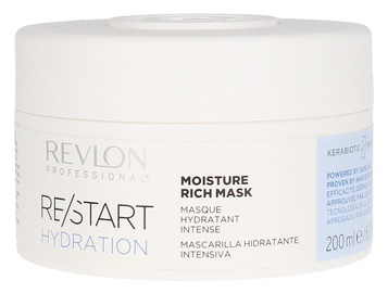 Kaukė plaukams Revlon Re/Start Hydration Rich Mask, 200 ml