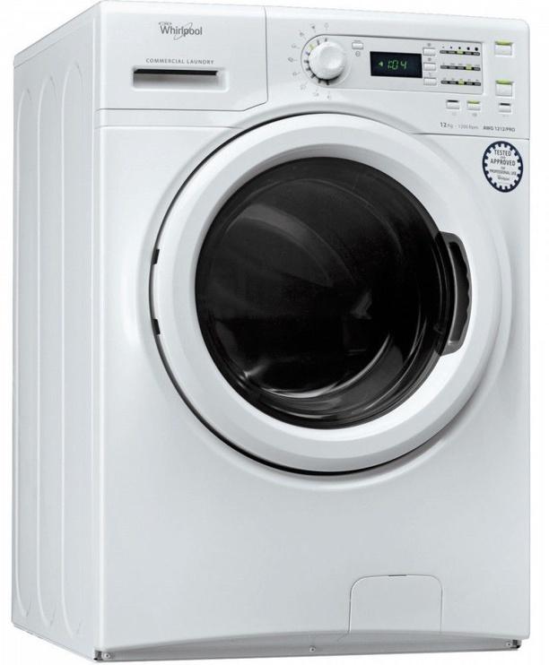Skalbimo mašina Whirlpool AWG 1212 PRO