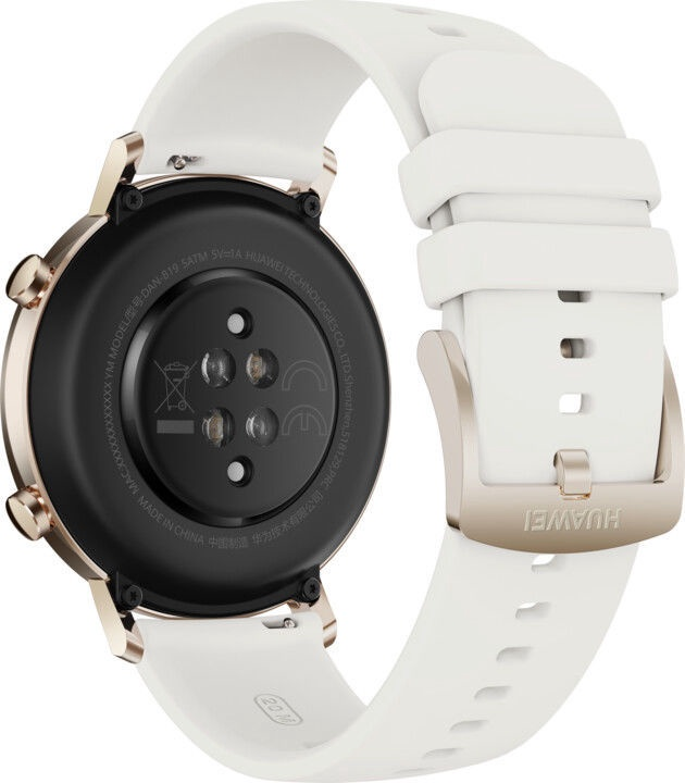 Išmanusis laikrodis Huawei Watch GT 2 42mm Frosty White