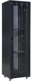 "A-LAN Rack Cabinet 19"" 42U SS-42U-600-1000-01-C"