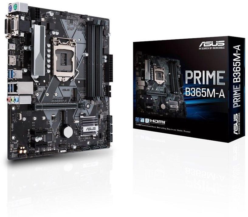 Mātesplate Prime B365M-A