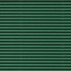 Folia Corrugated Cardboard 50x70cm Dark Green