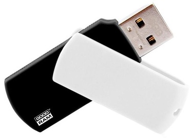 USB atmintinė Goodram Colour Black&White, USB 2.0, 64 GB