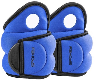 Spokey Weight Cuffs IV 2x1.5 kg