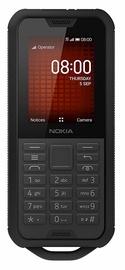 Mobilus telefonas Nokia 800 Tough Dual, juodas