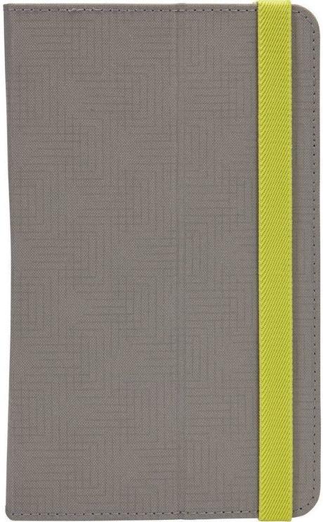"Case Logic CBUE1108LG Folio For Tablets 8"" Grey"
