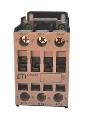 ETI Contactor CEM25.00 3P 25A 23V 11000W