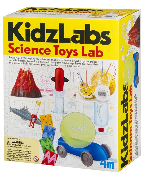 4M Science Toys Lab 5529