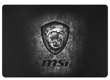 MSI Agility GD20 Gaming Mousepad Black